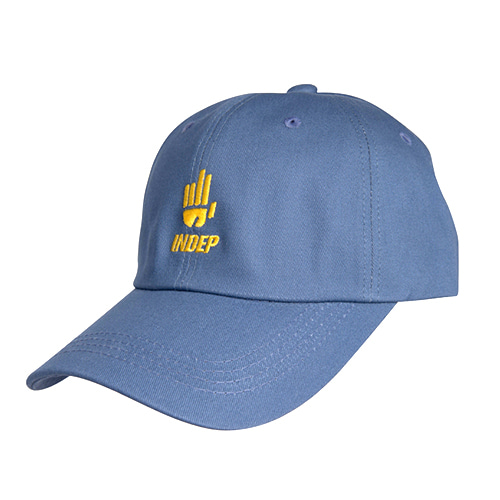 Indep Symbol Blue Cap