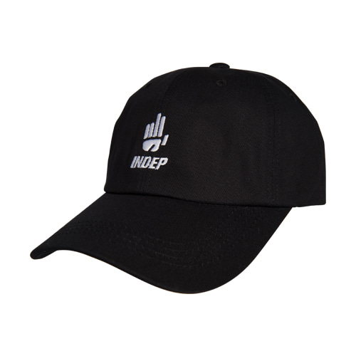 Indep Symbol Black Cap